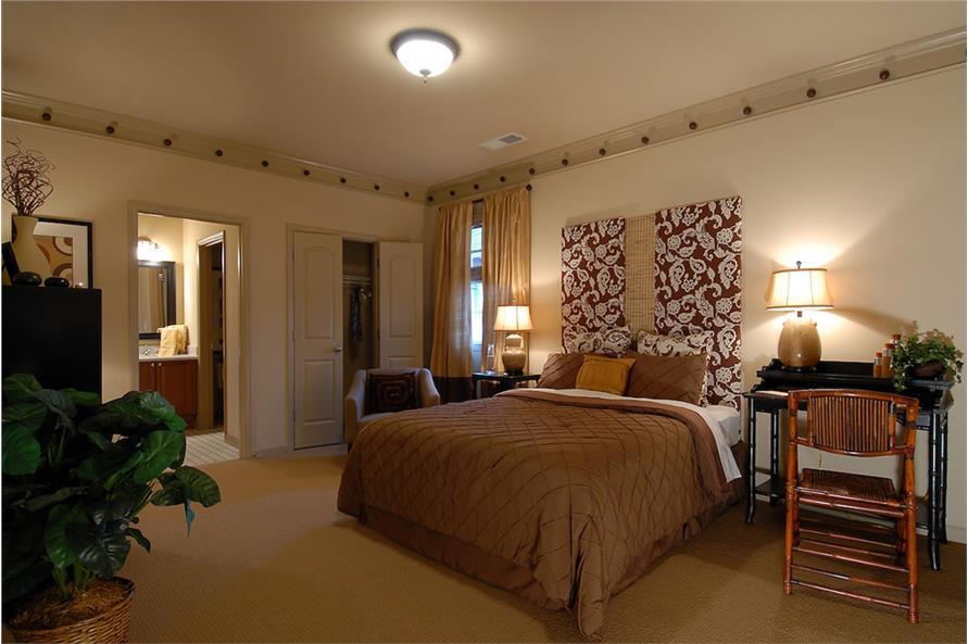 Bedroom of this 4-Bedroom,3166 Sq Ft Plan -3166
