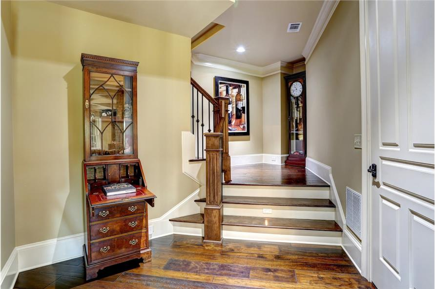 Entry Hall: Staircase of this 3-Bedroom,3480 Sq Ft Plan -3480