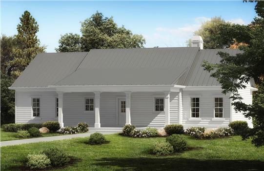 House Plan #18072