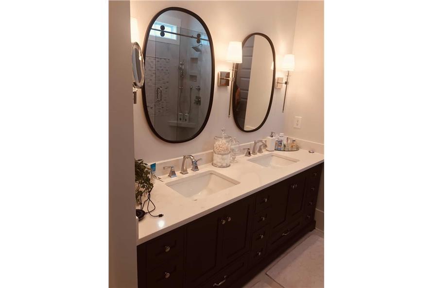 Master Bathroom: Sink/Vanity of this 3-Bedroom,2498 Sq Ft Plan -198-1053