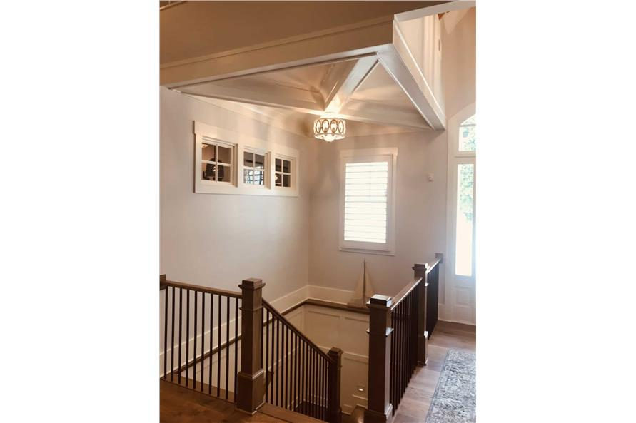 Stairs of this 3-Bedroom,2498 Sq Ft Plan -198-1053