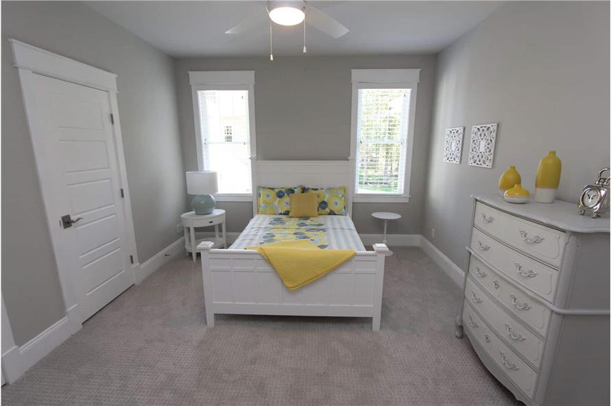 Bedroom of this 5-Bedroom,3970 Sq Ft Plan -198-1060