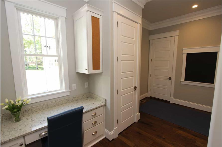 Mudroom of this 5-Bedroom,3970 Sq Ft Plan -198-1060
