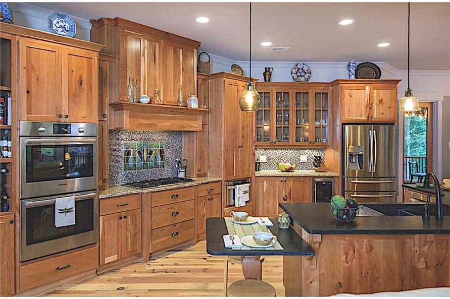 Kitchen of this 3-Bedroom,2574 Sq Ft Plan -2574