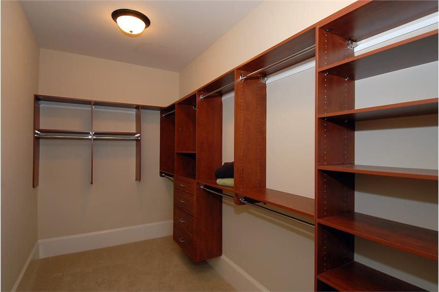 Storage and Closets of this 4-Bedroom,3337 Sq Ft Plan -3337