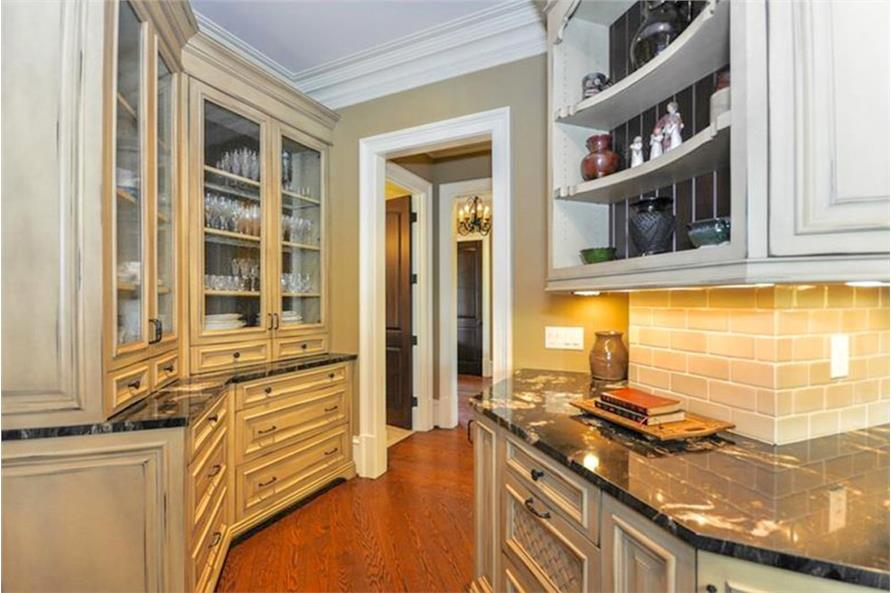 Kitchen: Pantry of this 4-Bedroom,3954 Sq Ft Plan -3954