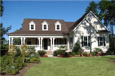 3-Bedroom, 2230 Sq Ft Ranch Home - Plan #198-1110 - Main Exterior