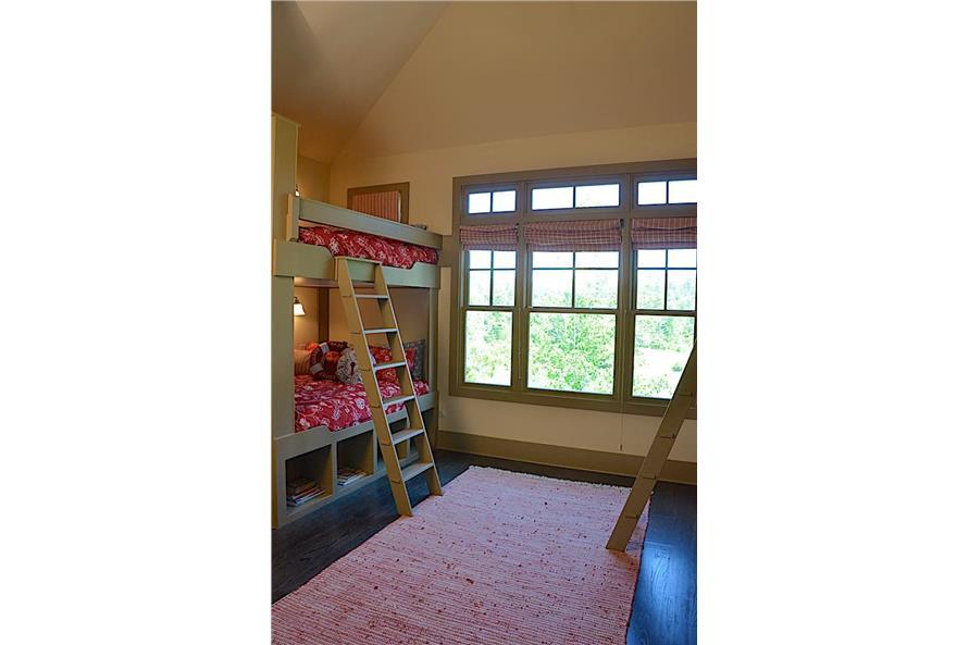 Bedroom: Kids of this 3-Bedroom,4384 Sq Ft Plan -4384
