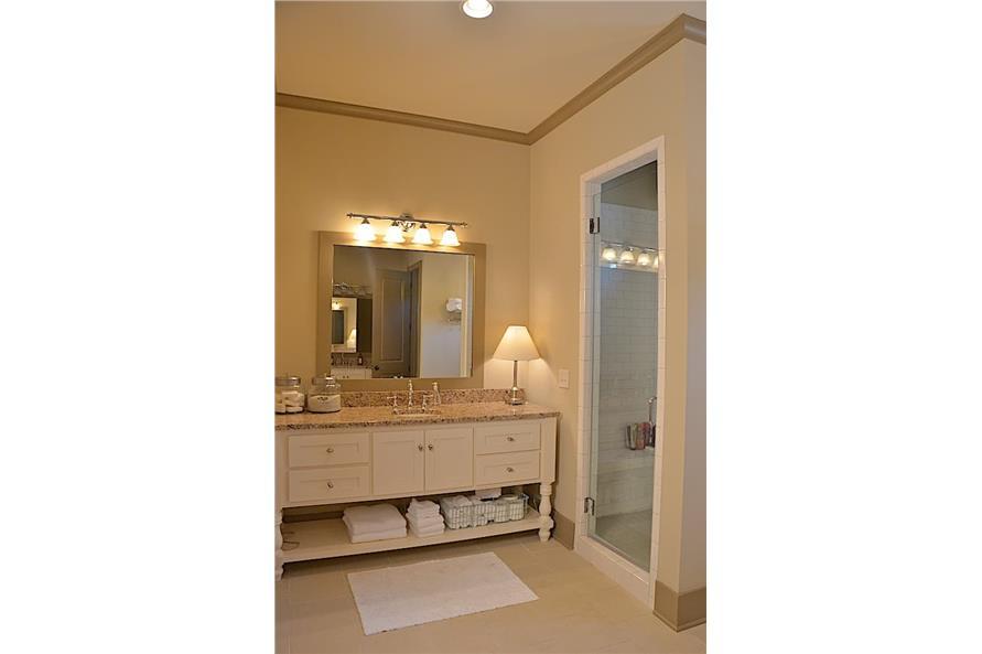 Master Bathroom: Sink/Vanity of this 3-Bedroom,4384 Sq Ft Plan -4384