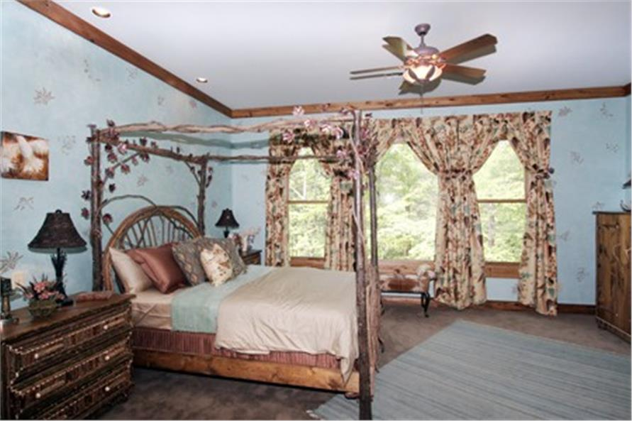 Bedroom of this 3-Bedroom,3642 Sq Ft Plan -198-1125