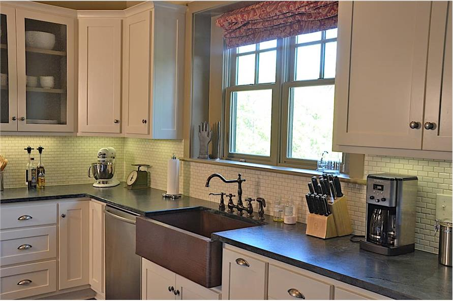 Kitchen of this 3-Bedroom,3169 Sq Ft Plan -198-1139
