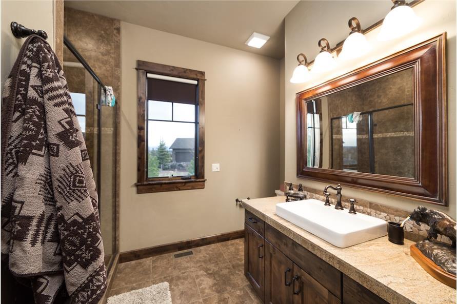Bathroom of this 3-Bedroom,3959 Sq Ft Plan -3959
