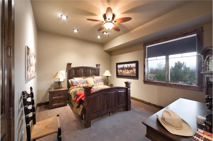 Bedroom of this 3-Bedroom,3959 Sq Ft Plan -3959