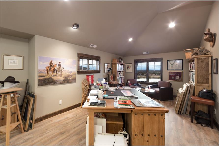 Home Interior Photograph of this 3-Bedroom,3959 Sq Ft Plan -3959