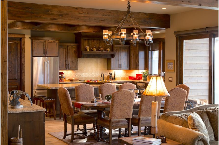 Kitchen of this 3-Bedroom,3959 Sq Ft Plan -3959