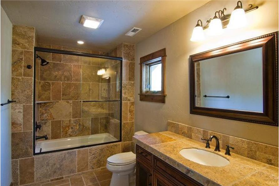 Bathroom of this 4-Bedroom,3691 Sq Ft Plan -3691