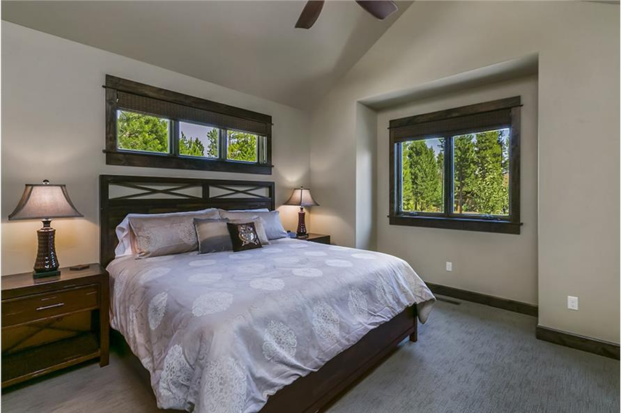 Bedroom of this 4-Bedroom,3691 Sq Ft Plan -3691