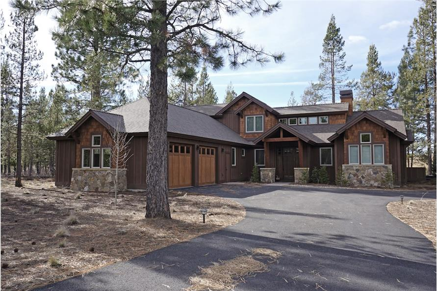 Home Exterior Photograph of this 3-Bedroom,2360 Sq Ft Plan -2360