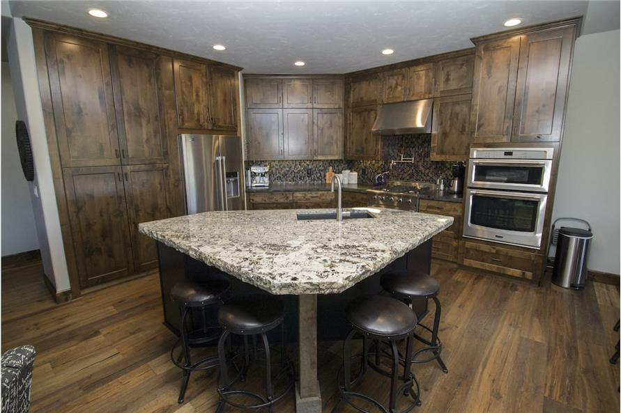 Kitchen of this 3-Bedroom,2360 Sq Ft Plan -2360