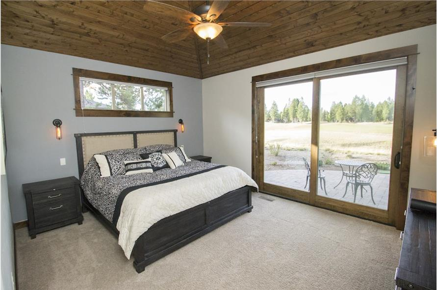 Master Bedroom of this 3-Bedroom,2360 Sq Ft Plan -2360
