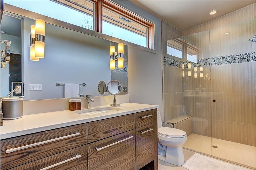 Bathroom of this 3-Bedroom,3264 Sq Ft Plan -3264