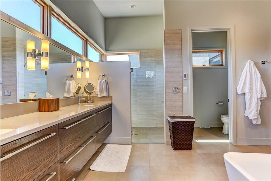 Master Bathroom of this 3-Bedroom,3264 Sq Ft Plan -3264