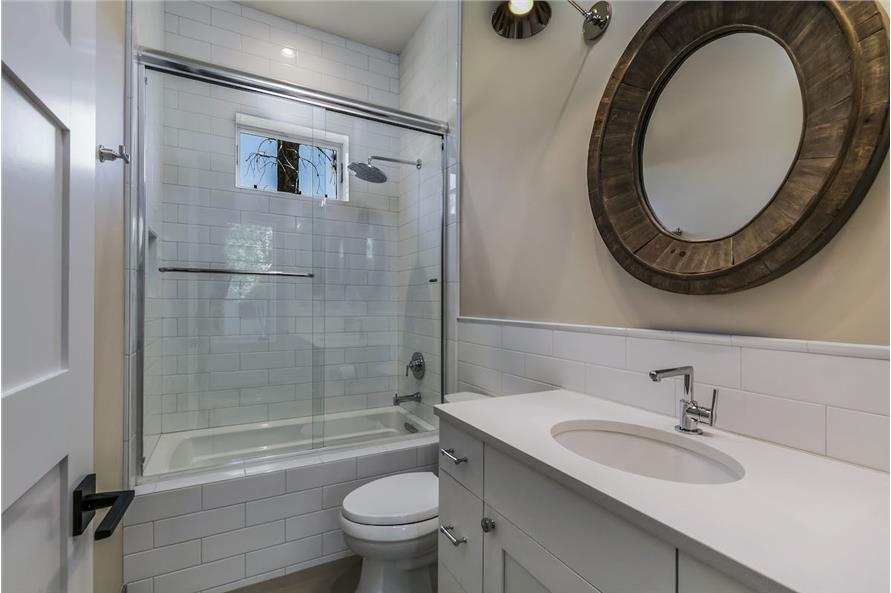 Bathroom of this 3-Bedroom,3832 Sq Ft Plan -3832