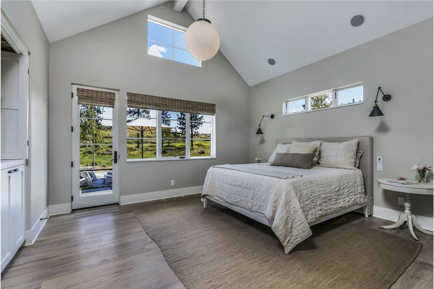Master Bedroom of this 3-Bedroom,3832 Sq Ft Plan -3832