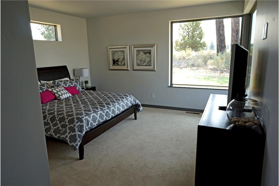 Master Bedroom of this 5-Bedroom,3275 Sq Ft Plan -3275