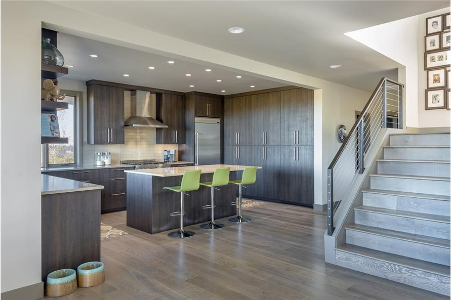 Kitchen of this 5-Bedroom,3275 Sq Ft Plan -3275