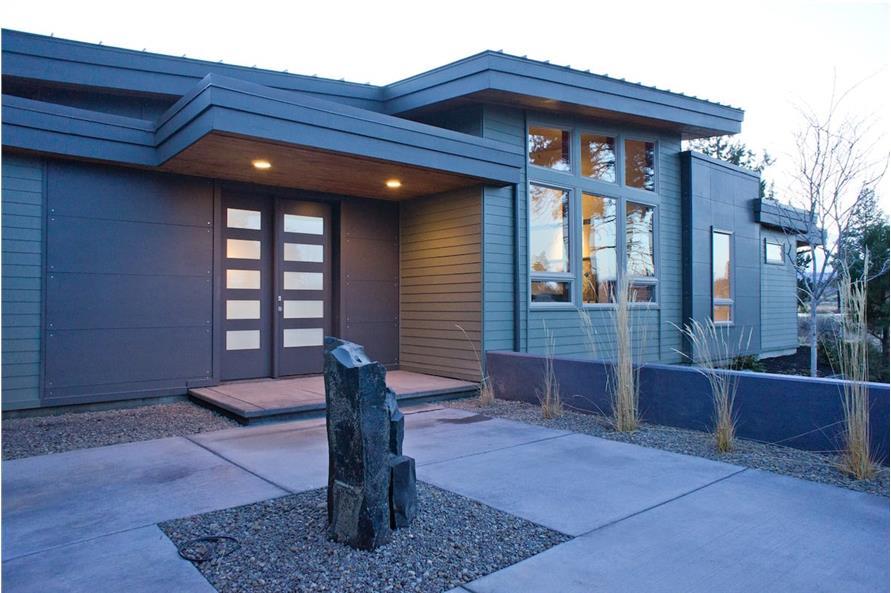 Front Door of this 3-Bedroom,3247 Sq Ft Plan -3247