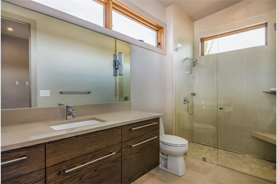 Bathroom of this 3-Bedroom,3338 Sq Ft Plan -3338
