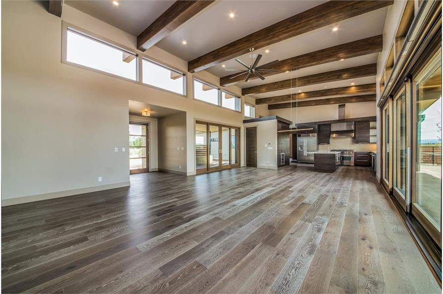 Great Room of this 3-Bedroom,3338 Sq Ft Plan -3338