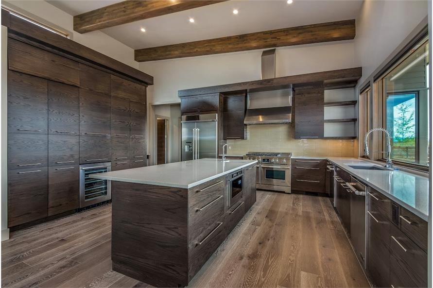Kitchen of this 3-Bedroom,3338 Sq Ft Plan -3338
