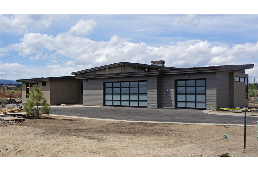 Left Side View of this 3-Bedroom,3338 Sq Ft Plan -3338