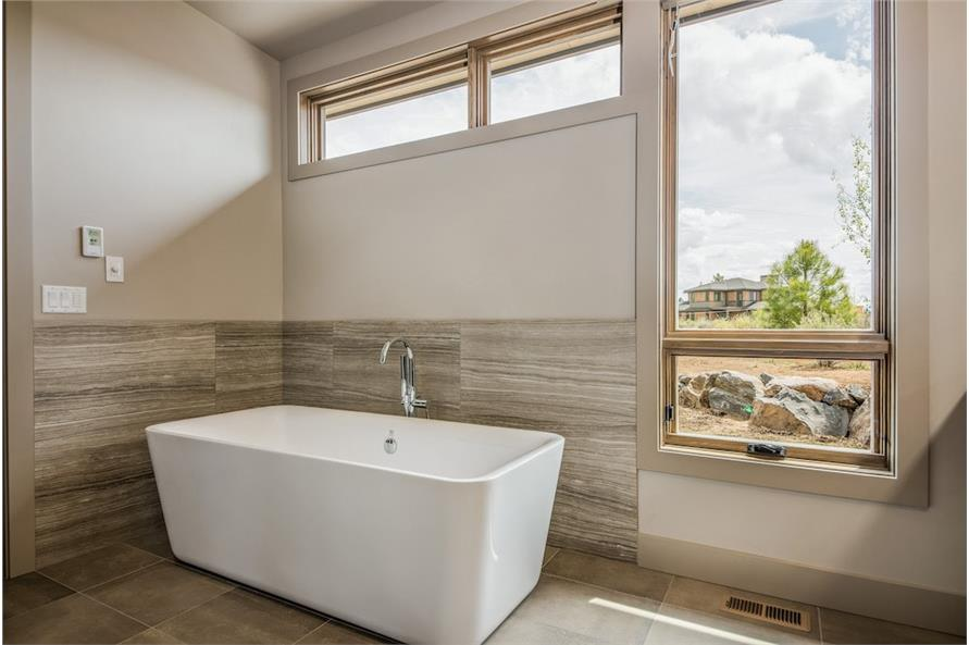 Master Bathroom of this 3-Bedroom,3338 Sq Ft Plan -3338
