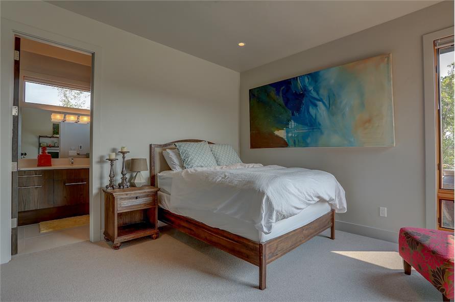Bedroom of this 3-Bedroom,3665 Sq Ft Plan -3665
