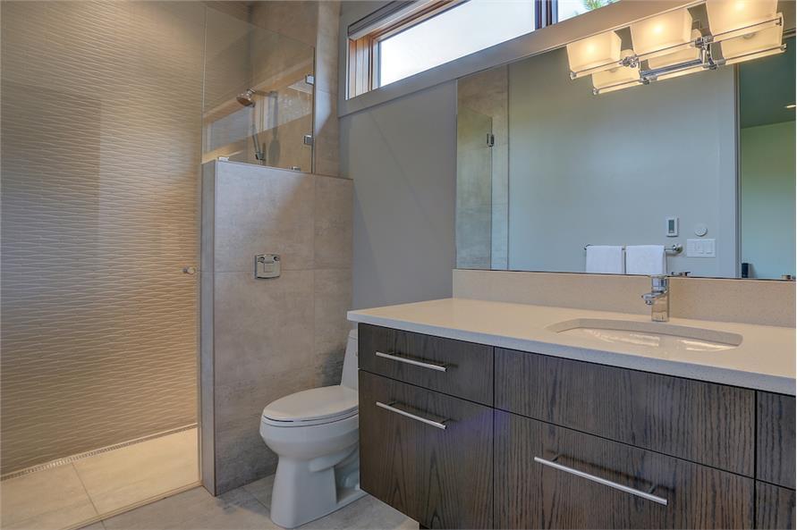 Bathroom of this 3-Bedroom,3665 Sq Ft Plan -3665