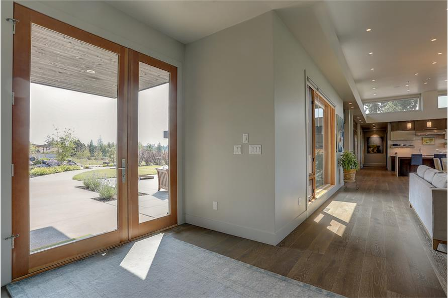 Entry Hall: Foyer of this 3-Bedroom,3665 Sq Ft Plan -3665