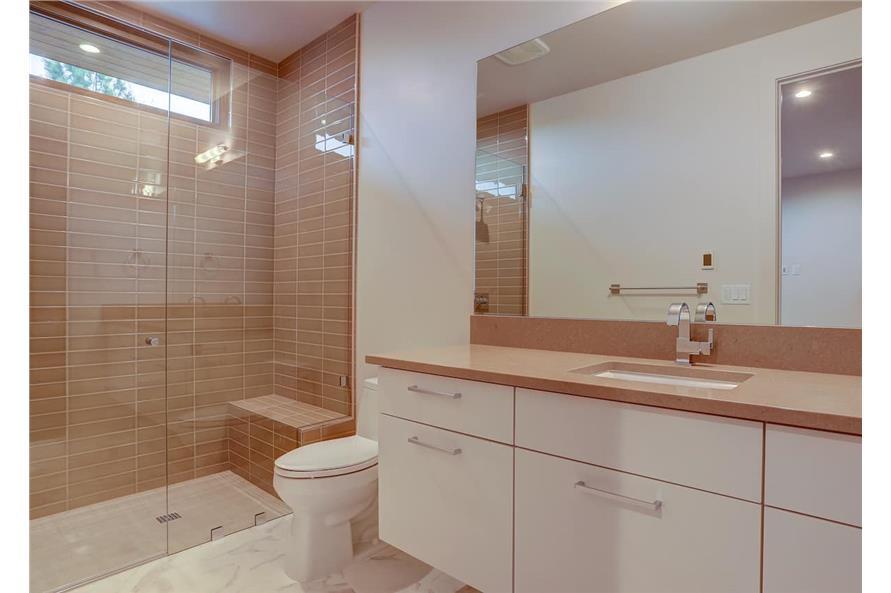 Bathroom of this 4-Bedroom,3837 Sq Ft Plan -202-1031