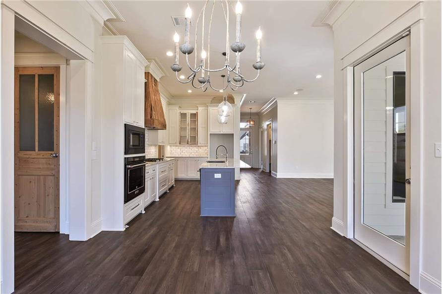 Dining Room of this 4-Bedroom,2179 Sq Ft Plan -2179