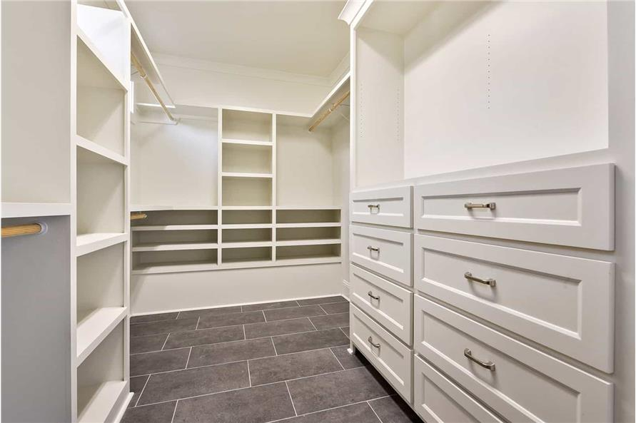 Storage and Closets of this 4-Bedroom,2179 Sq Ft Plan -2179
