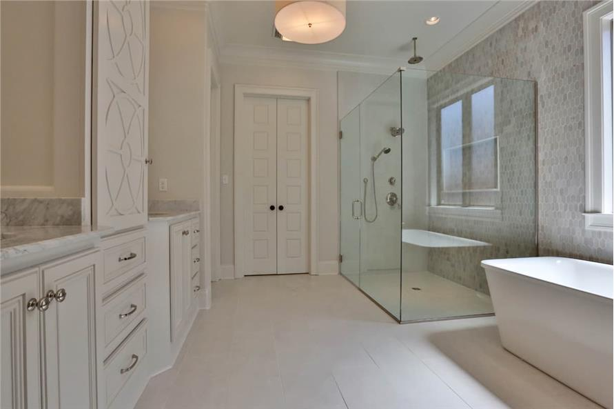 Master Bathroom of this 4-Bedroom,3031 Sq Ft Plan -3031