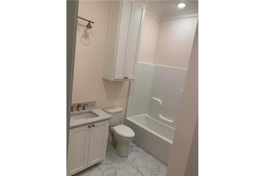 Bathroom of this 3-Bedroom,2535 Sq Ft Plan -206-1007