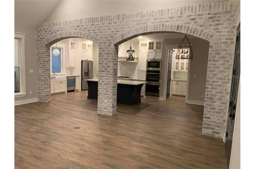 Great Room of this 3-Bedroom,2535 Sq Ft Plan -206-1007