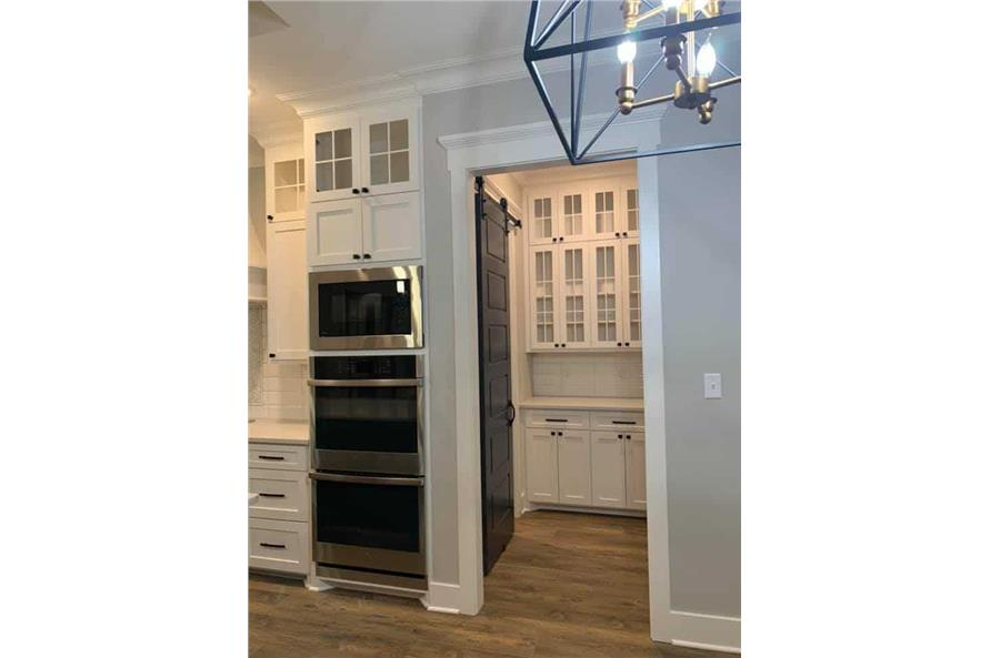 Kitchen: Pantry of this 3-Bedroom,2535 Sq Ft Plan -206-1007