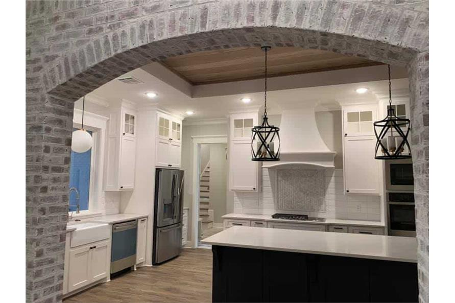 Kitchen of this 3-Bedroom,2535 Sq Ft Plan -206-1007