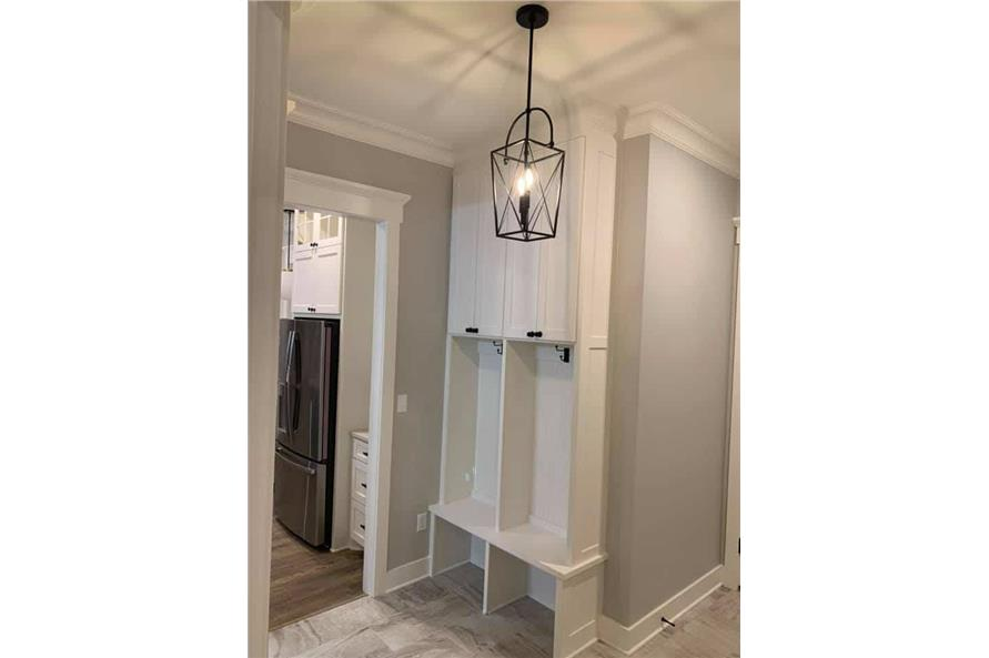 Mudroom of this 3-Bedroom,2535 Sq Ft Plan -206-1007