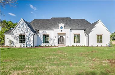 4-Bedroom, 2765 Sq Ft French Country House - Plan #206-1048 - Front Exterior