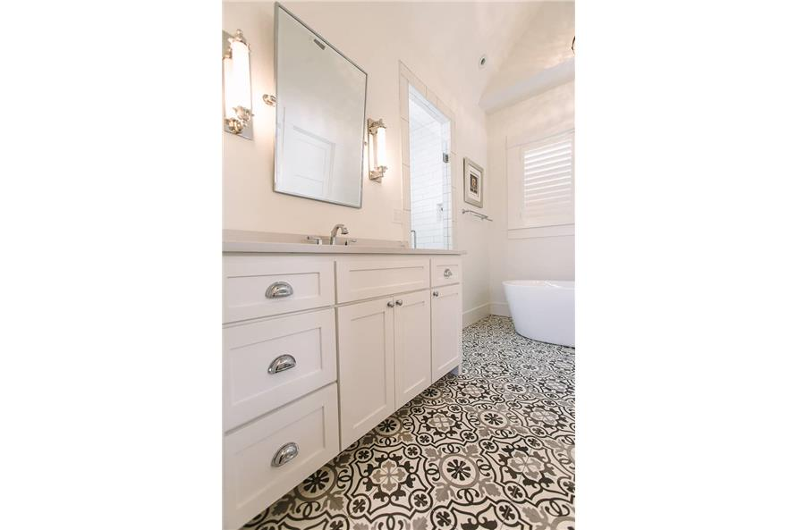 Master Bathroom of this 4-Bedroom,3328 Sq Ft Plan -207-1004